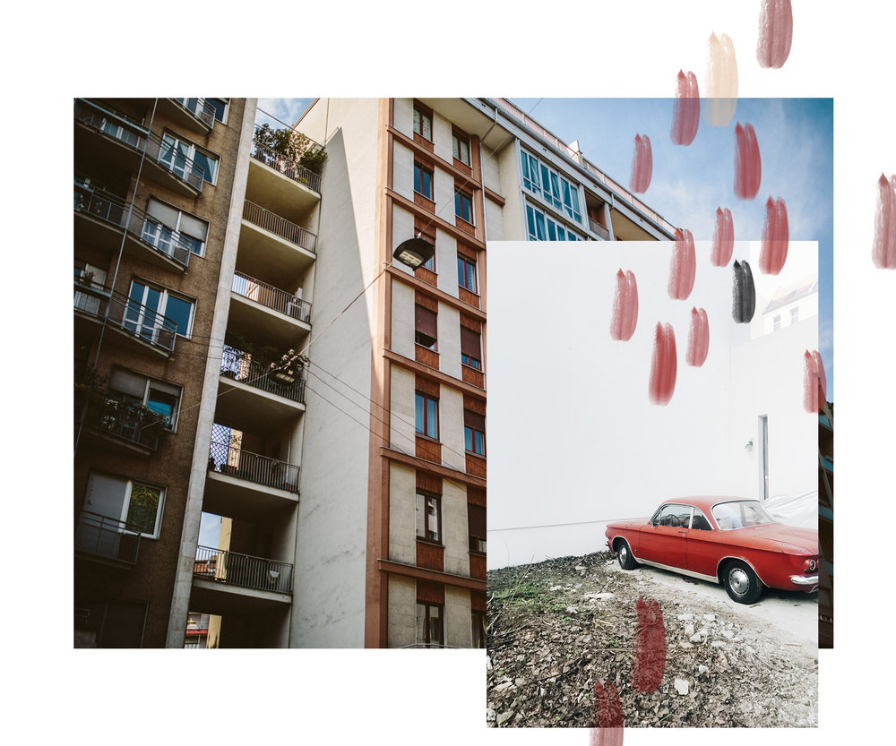 April Playlist / Philipp Priebe