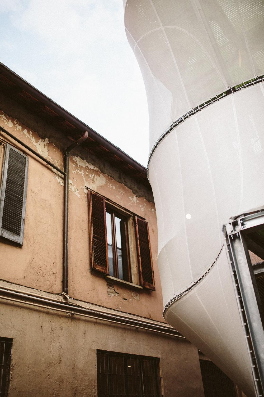 Salone del Mobile: Installation Breathe