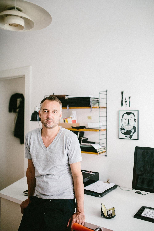 Studiovisit Ralf Nietmann