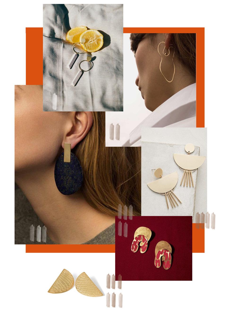 Die Schönsten - Ohrringe