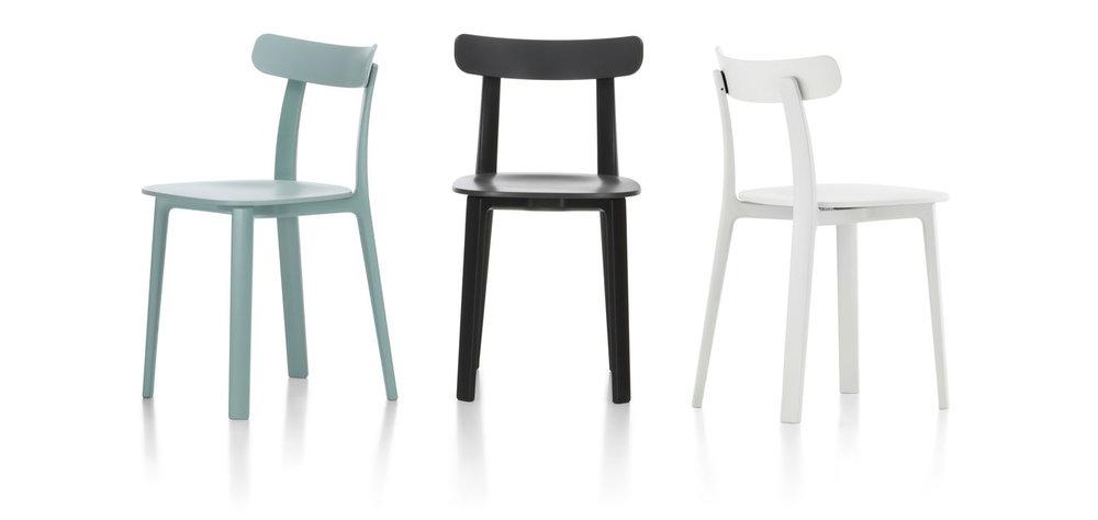 Setz Dich! - All Plastic Chair