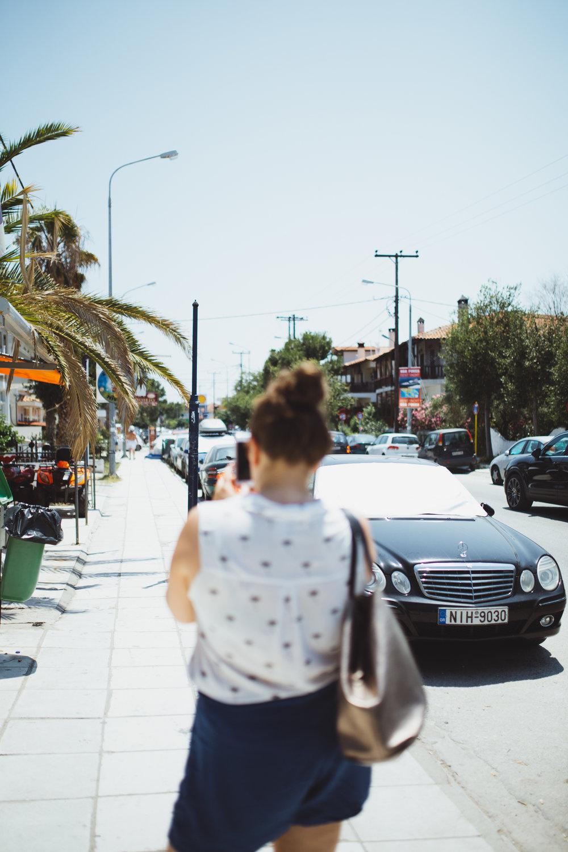 Downtown Chalkidiki