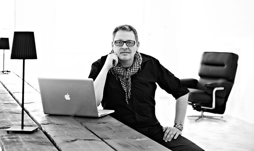 Setz Dich! - Aarhus / Designer Henrik Pedersen