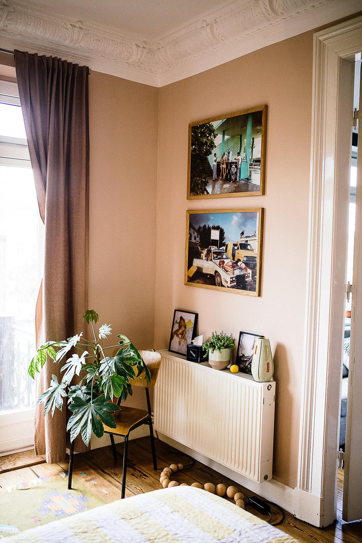 Das wundervoll farbige zuhause von Melodie Michelsberger