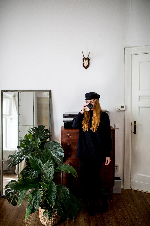 Zu Besuch bei Saskia Bauermeister