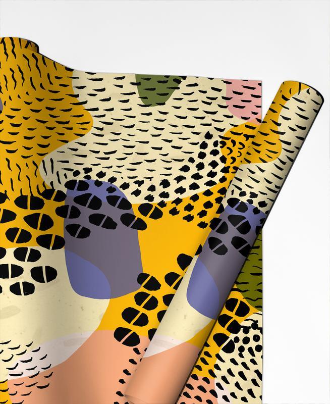 2. Leoparden Pattern mt Junique