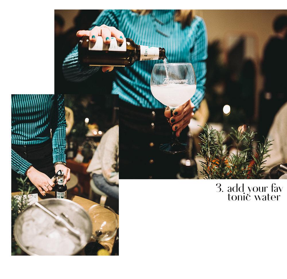 Beste Kombi: Lesung und Friday Tanqueray Drinks