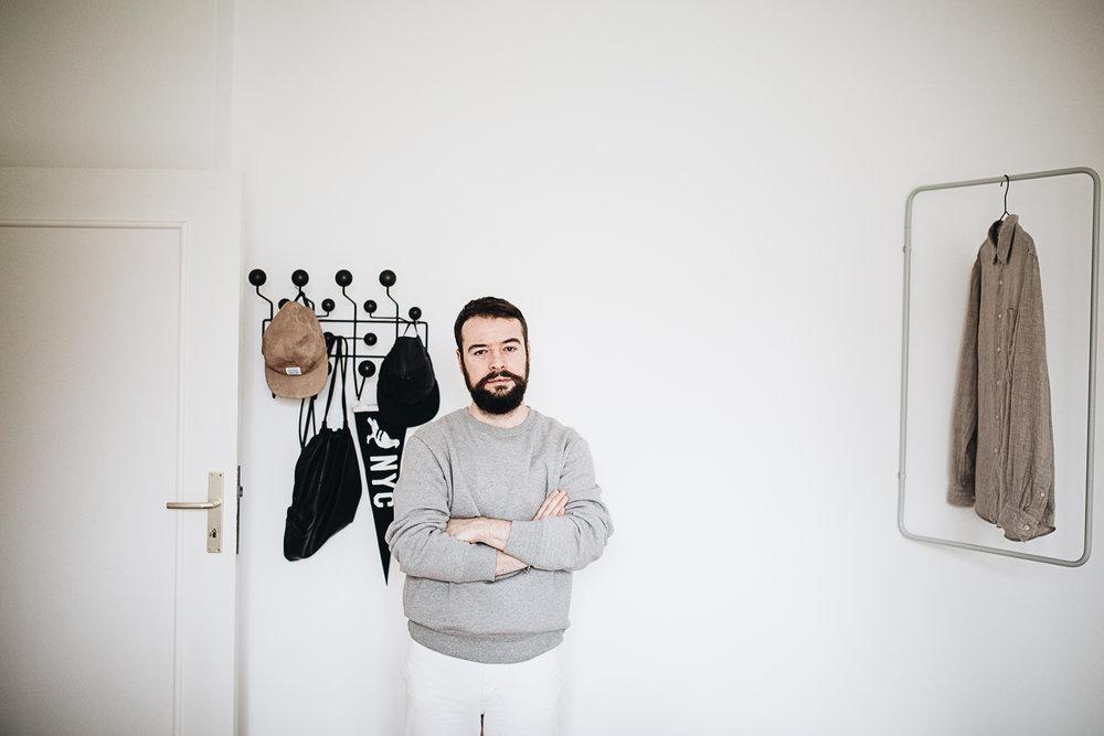 Zu Besuch bei Christoph Kümmecke