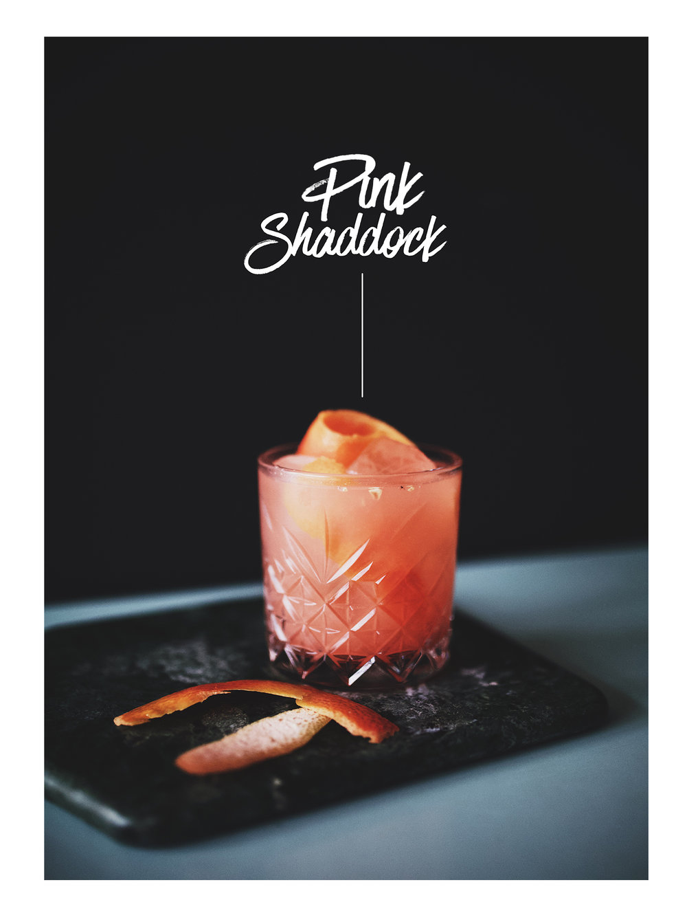 Friday-Drink: PINK SHADDOCK