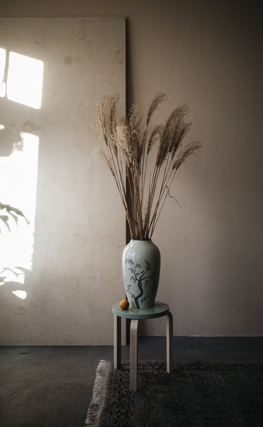 Stool 60 von Alvar Aalto