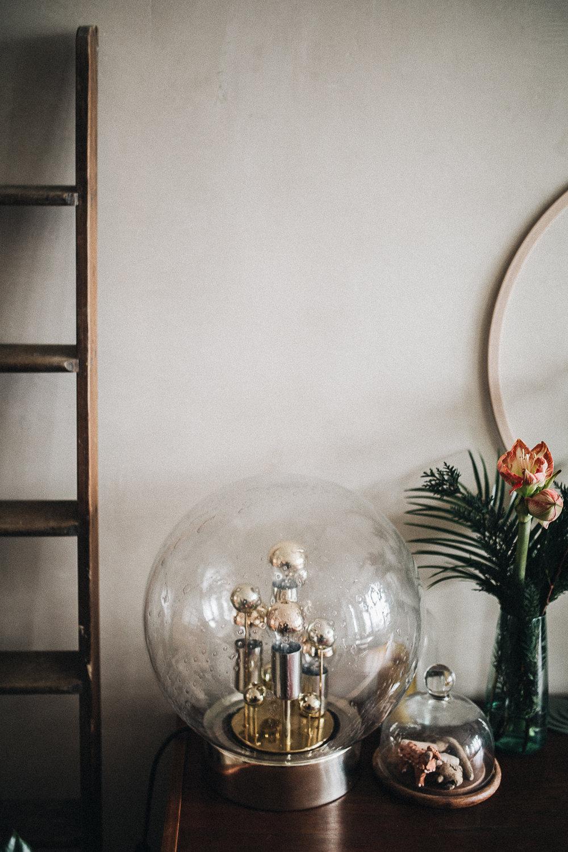 Big Ball Lampe von Doria