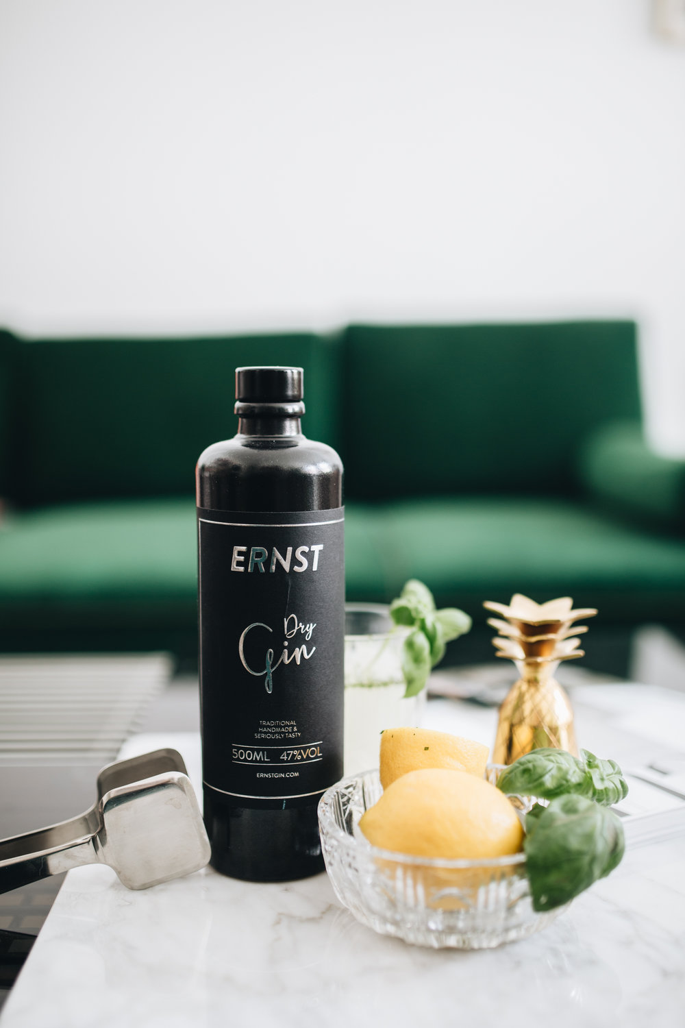 Friday-Drink: ERNST Dry Gin