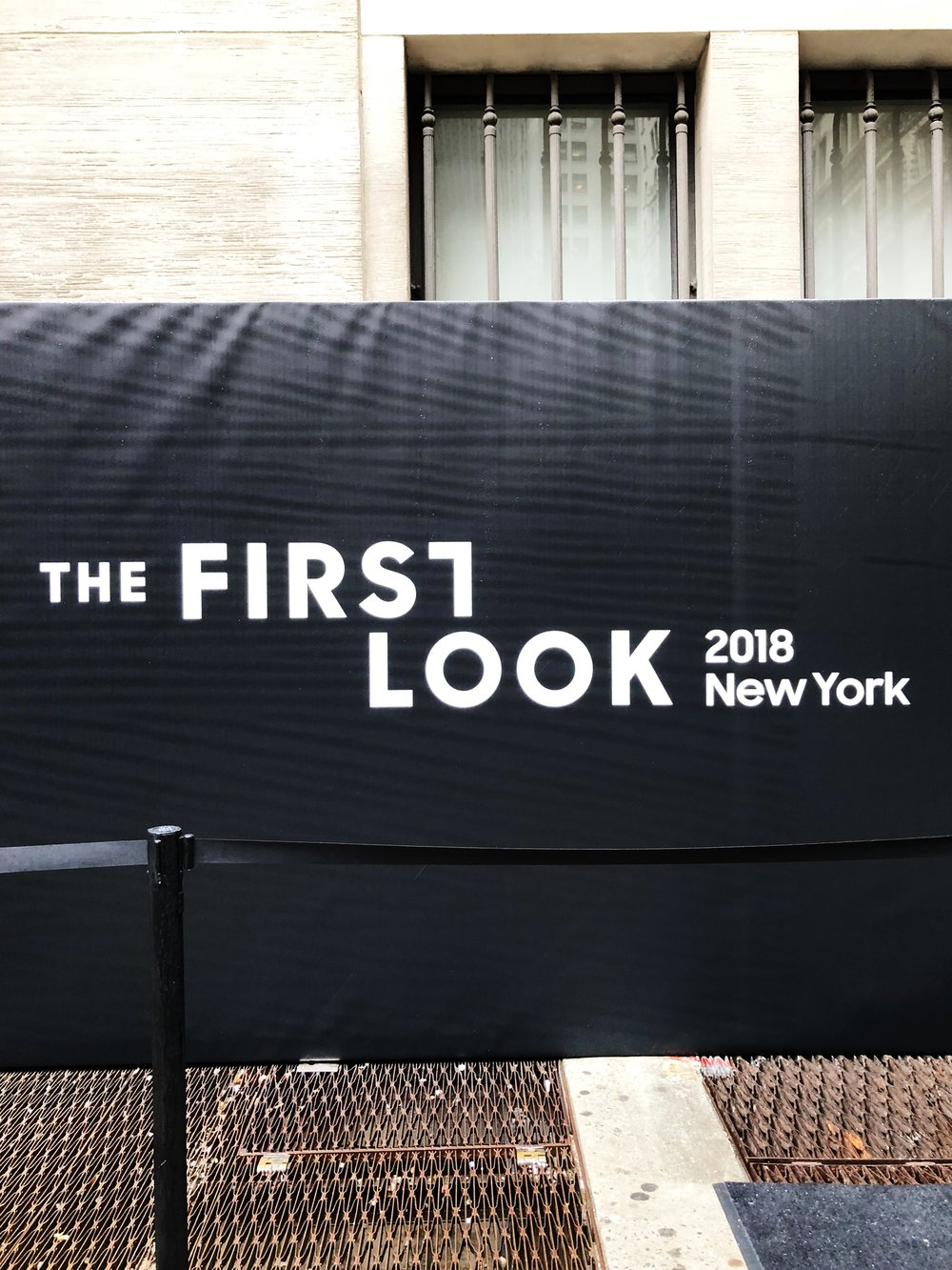 New York New York- First Look