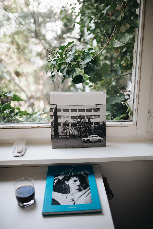 Vinyl: Pavel Milyakov