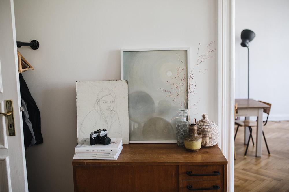 Auf eine Tasse Tee mit Valeria Popov / Homestory auf www.herzundblut.com