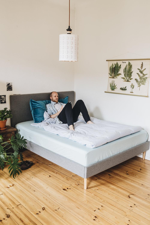 Kennst du schon das eve-Bett?
