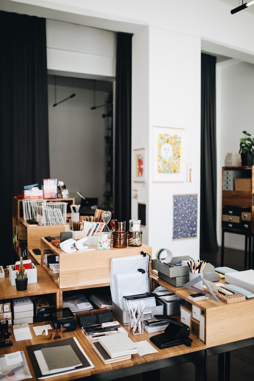 Zu Besuch bei Eisenhauer - Bürokultur