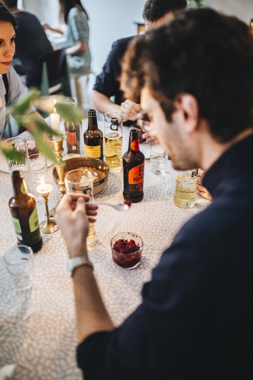Bulmers Cider Dinner @Maison Palmė