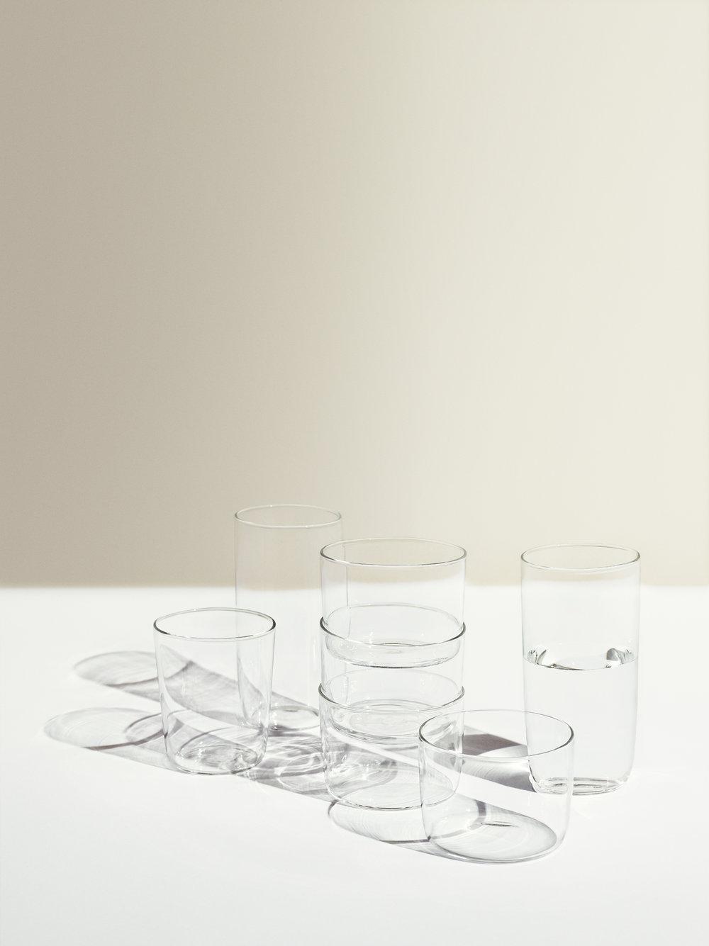 Gläser 6-10 Euro
