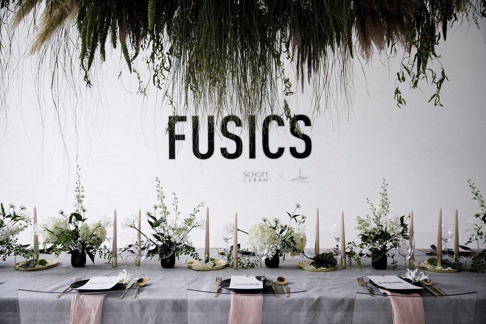 Neues Kochen! WieSCHOTT CERAN®die Zukunft in die Küche holt. #fusics