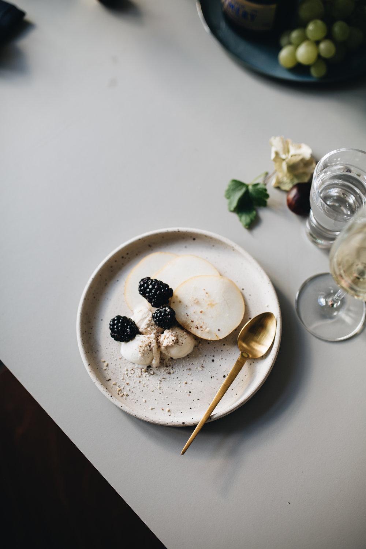Pommery Dessert Herz&Blut