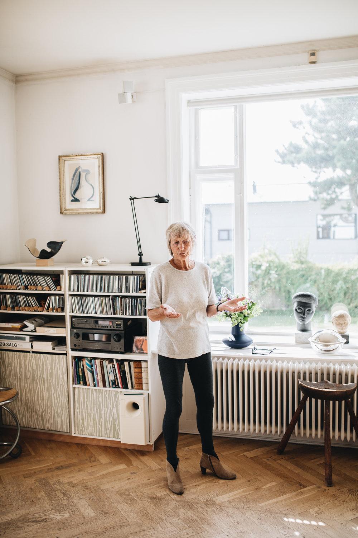 Zu Besuch bei Hannah Koppel