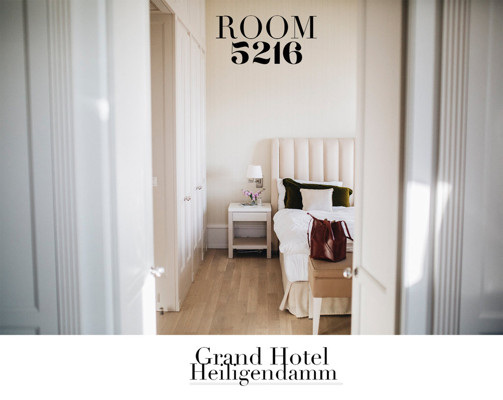 Room 5216 Grand Hotel Heiligendamm.