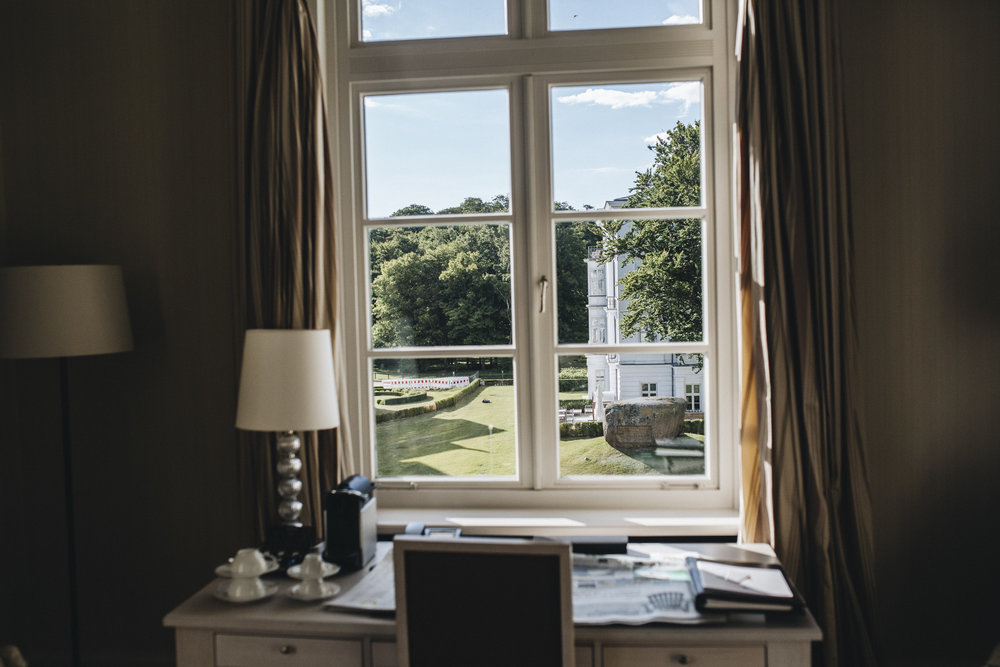 Room 5216 Grand Hotel Heiligendamm.