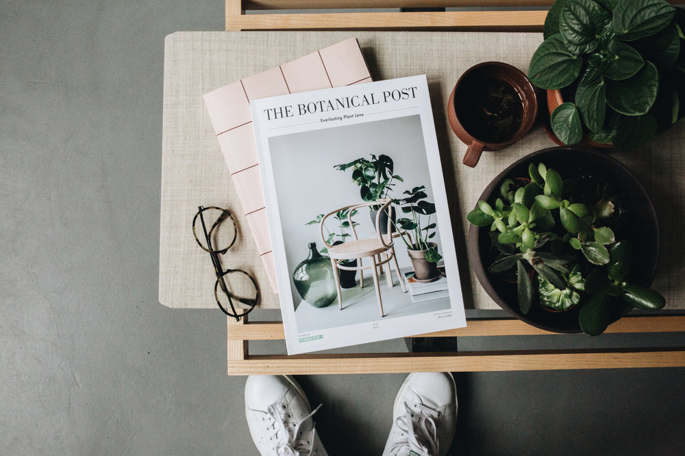 The Botanical Post Edit. No.2: Die Releaseparty
