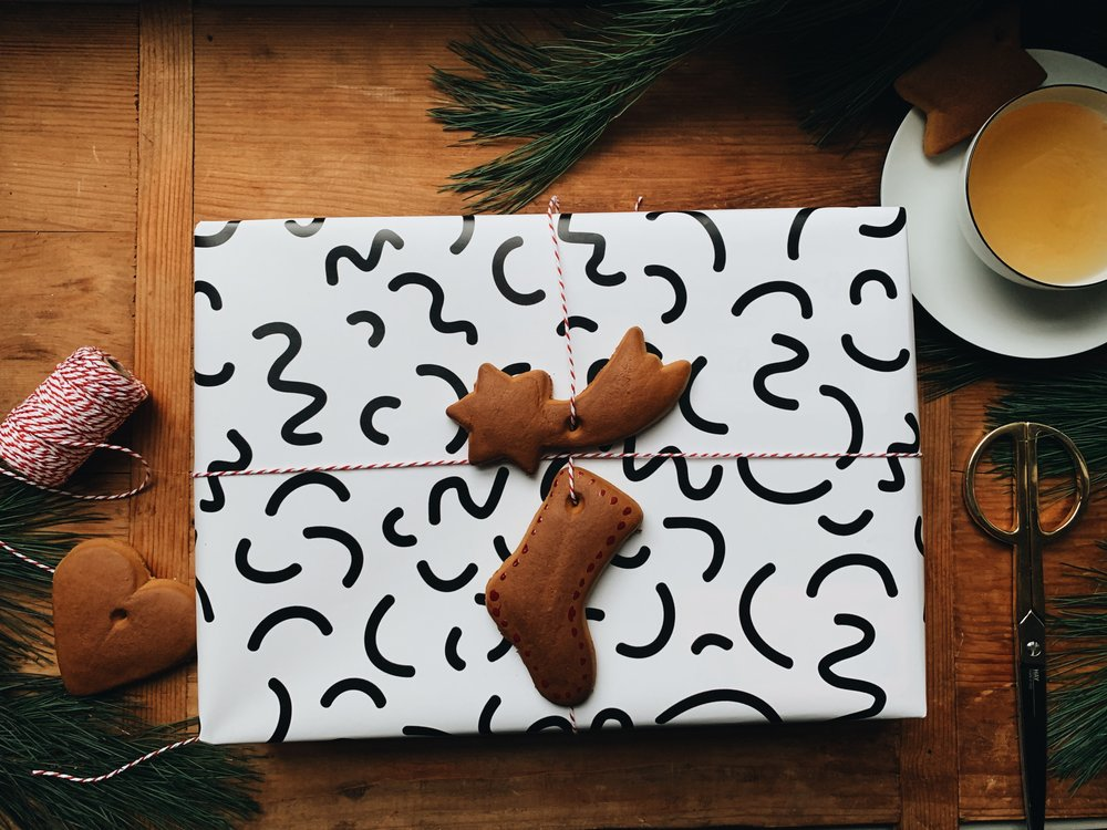 Gift Wrapping Ideen