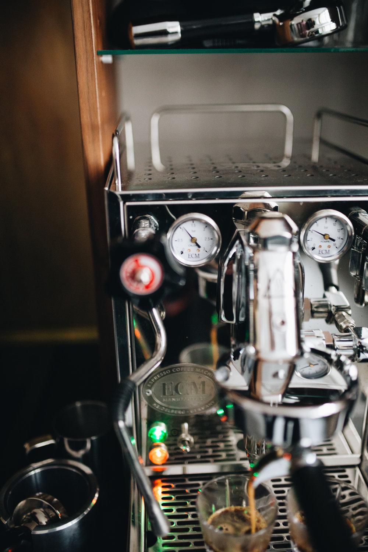 But first, coffee! Wie ECM Espressoträume wahr werden lässt.