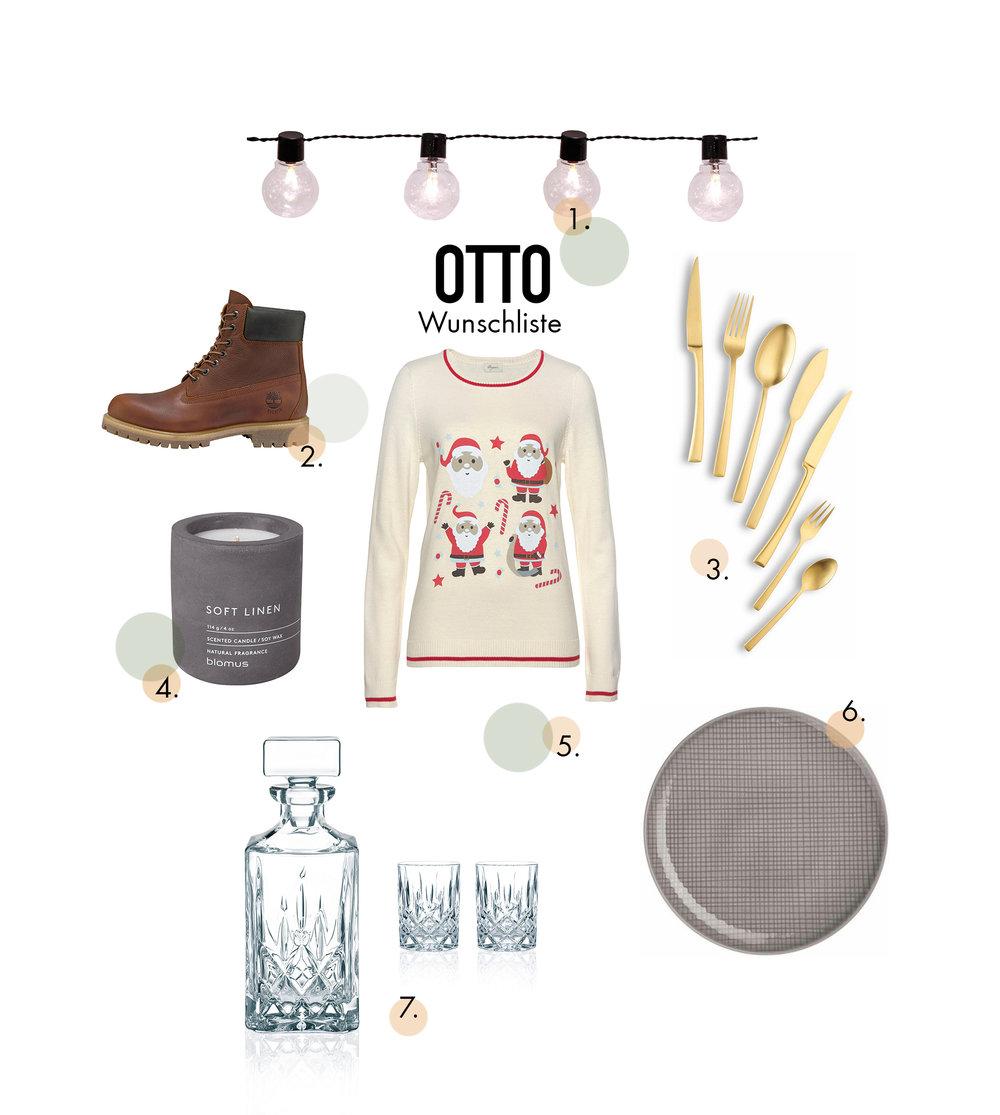 OTTO-Wunschliste