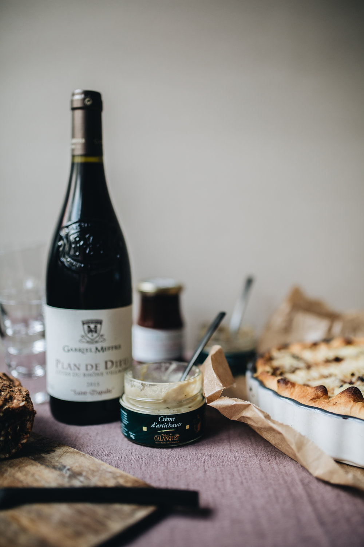 FRIDAY-DRINK: Rotweingrüße aus dem Rhônetal