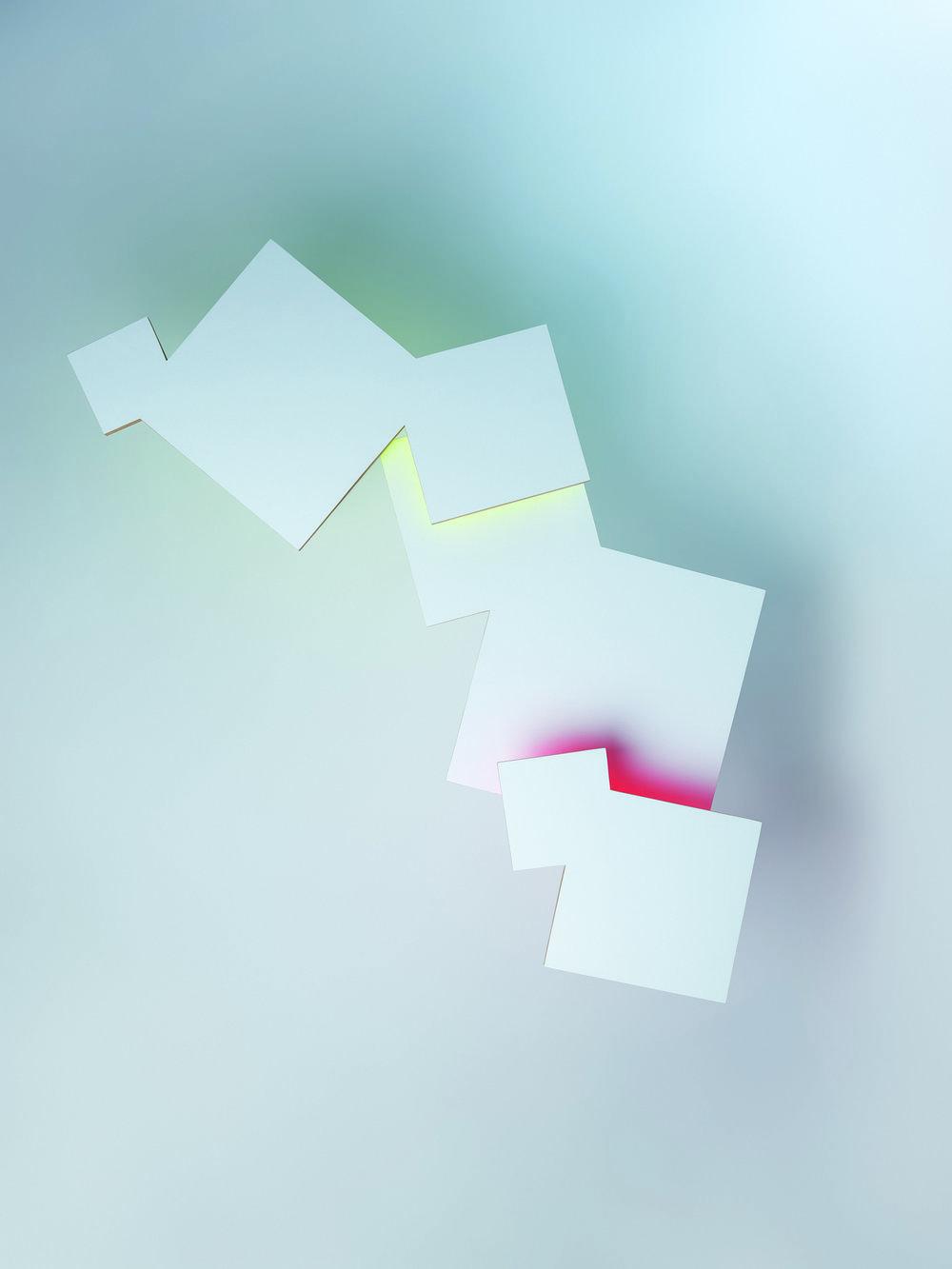 Elemente in Bewegung. Der Utsuri Table von Yo Shimada zum Selberbauen