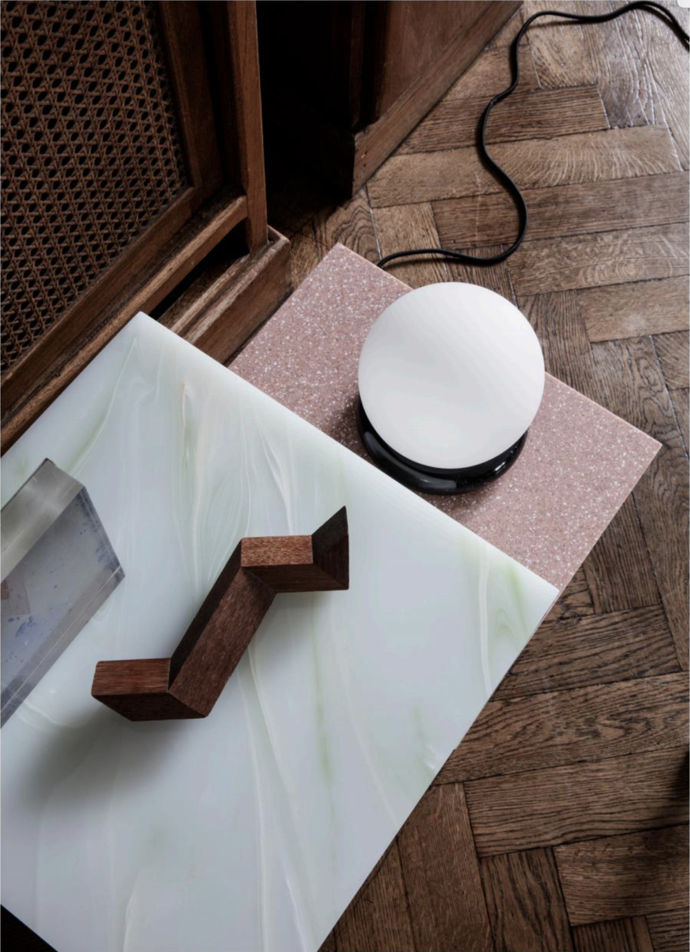 © ferm living  Distinct Side Table