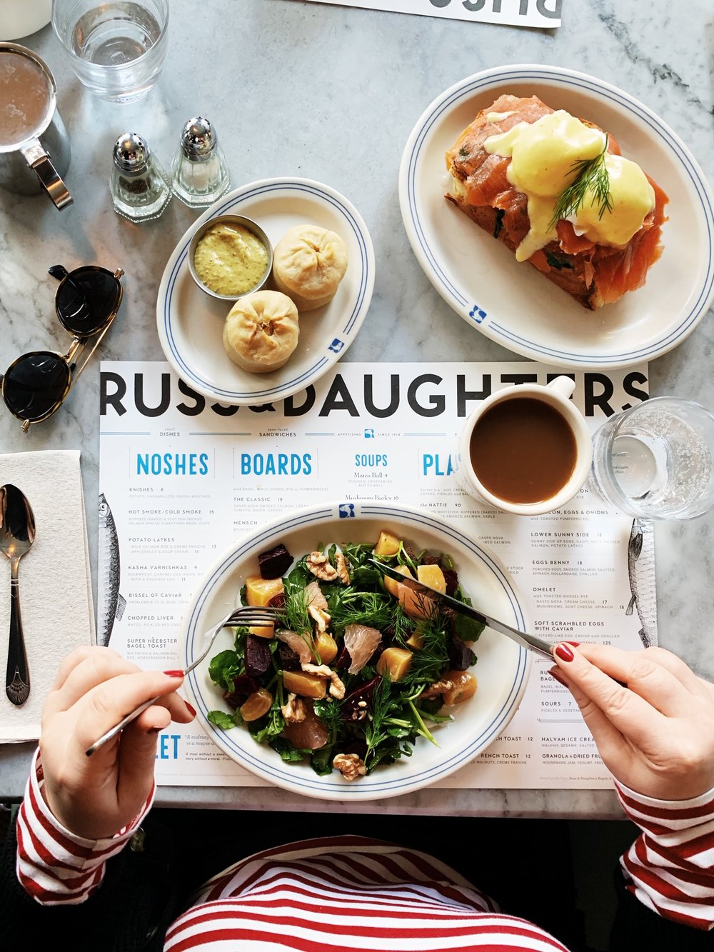 Russ & Daughters | 127 Orchard Street