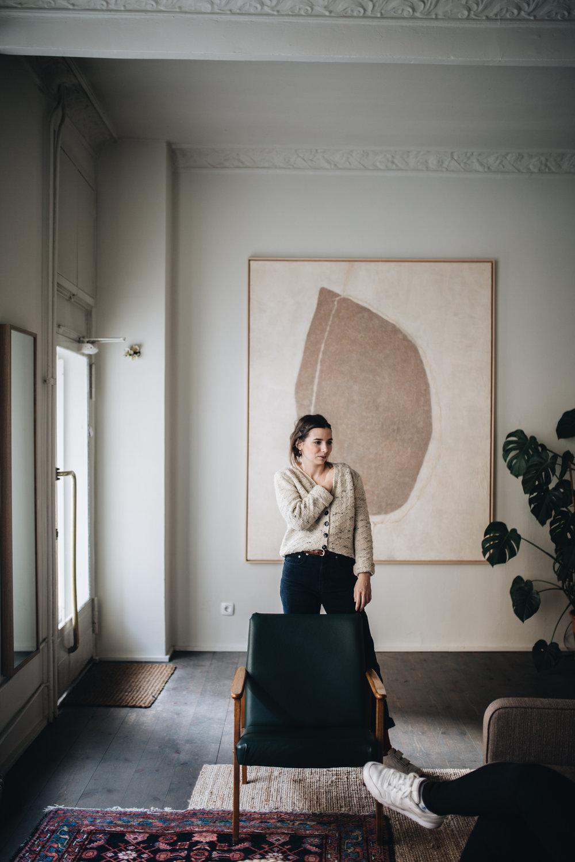 Zu Besuch bei Dora Földes und Grus Grus Vintage