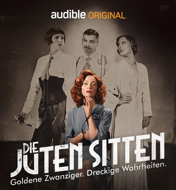 Hörspiel-Zeitreise ins verruchte Berlin der 20er Jahre
