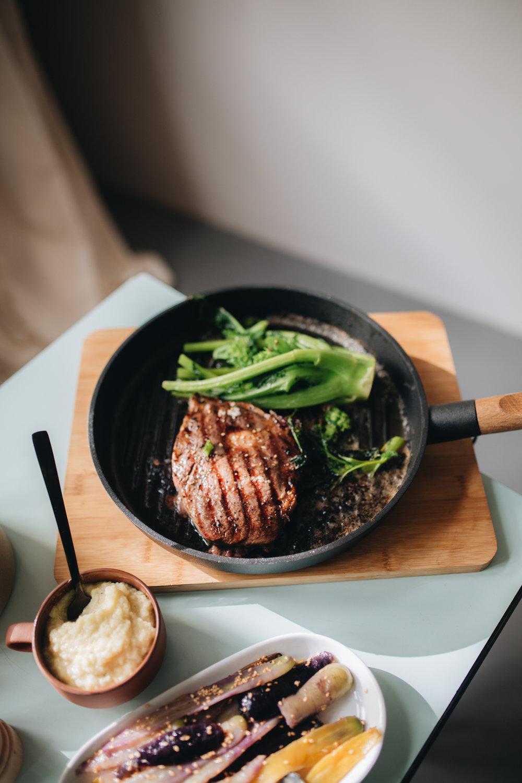 Zu Tisch: Irish Beef Dinner-Rezept