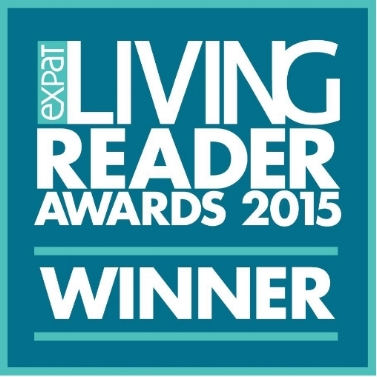 A WINNING TEAM: ooberfit was voted Best Fitness Provider and Personal Training 2015 by readers of ExPat Living Magazine