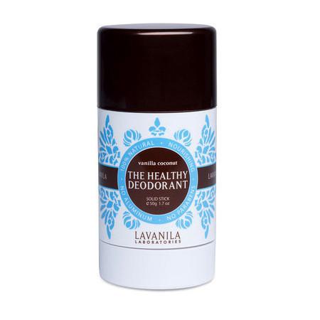 LaVanila's The Healthy Deodorant