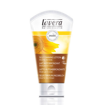 LAVERA SELF-TANNING LOTION