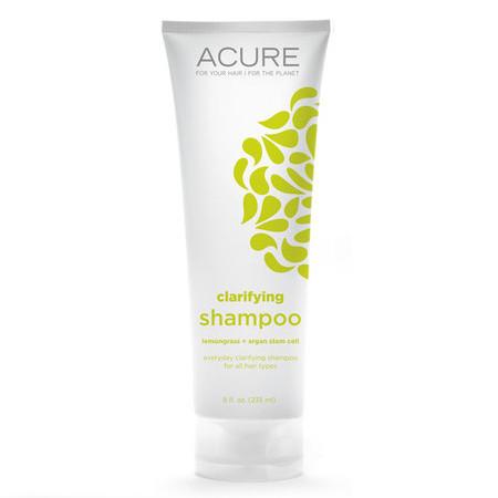 Acure Clarifying Shampoo