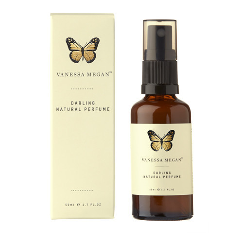 Vanessa Megan Darling Natural perfume