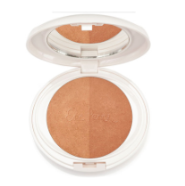 $37.95 Ere Perez Bronzer - fabulous bronzer duo - perfect shades for summer and winter - made with rice powder. win.CLICK IMAGE TO FIND