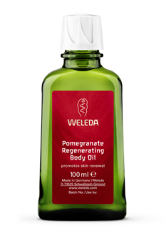 Weleda body oil $29.95