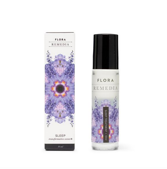 Flora Remedia - Roll On Perfume