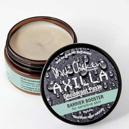 Black Chicken Remedies – Mini Axilla Deodorant Paste Barrier Booster