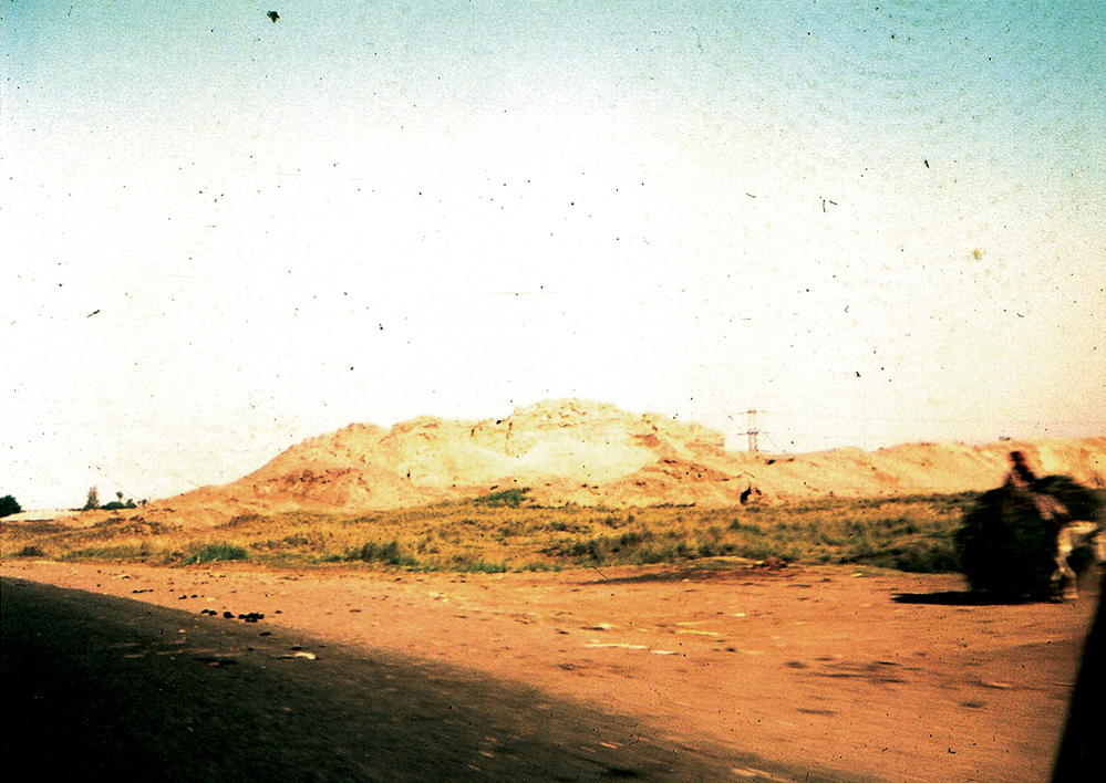 Article 0401: Tel el Yahudiya c.1975 (photo by Anne Shalaby)