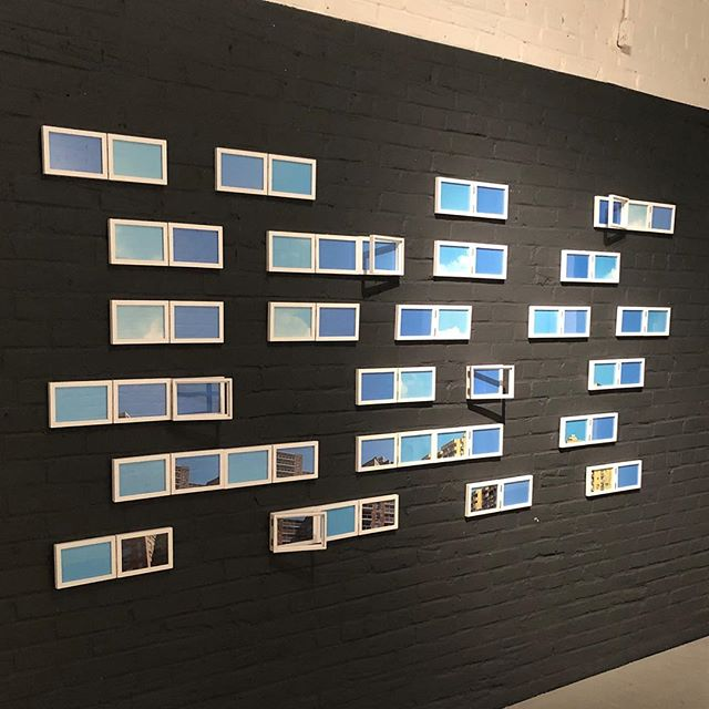 """Dream (almost)"" my exhibition @local_project in LIC; open until Sunday [ Hours: Wed. Thurs. Fri. 4-7pm and Sat. Sun. 12-6pm ] Look forward to seeing you there!"